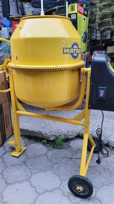 Инструменты в Кыргызстан: Бетономешалки!бетономешалки!190 литров -оригинал,медная обмотка двигат
