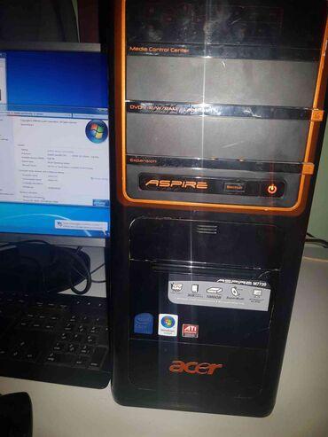 Acer M7720 Xeon W3565 8 jezgara 3.2GHz/8GB/500GB/HD 6750 Računar je za