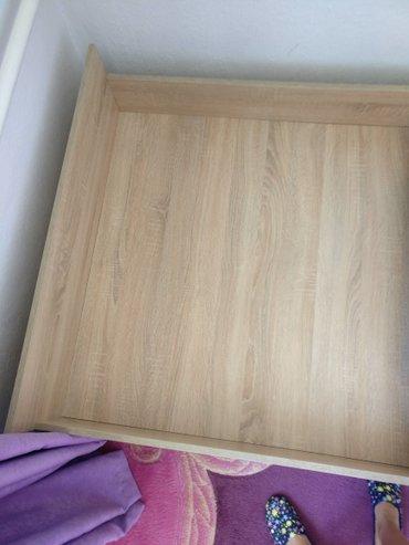 Кровать односпальная, в отличном состоянии. 2м*93*15 в Бишкек