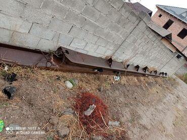 Ремонт и строительство - Кыргызстан: Швеллеры | Чугун