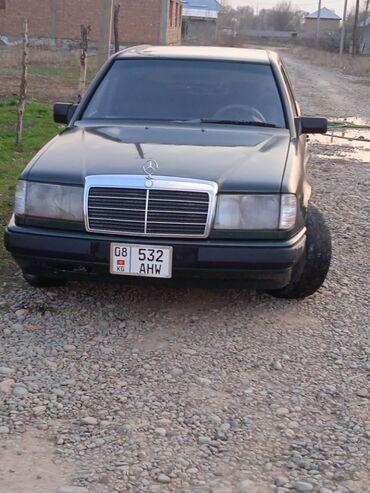 двигатель мерседес 124 2 3 бензин в Кыргызстан: Mercedes-Benz W124 2.6 л. 1988
