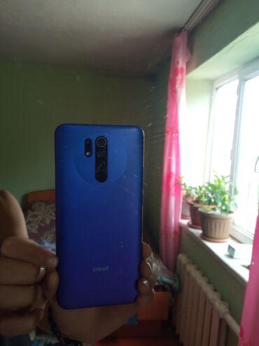 Электроника - Кызыл-Суу: Xiaomi Redmi 9   64 ГБ   Фиолетовый   Две SIM карты, С документами