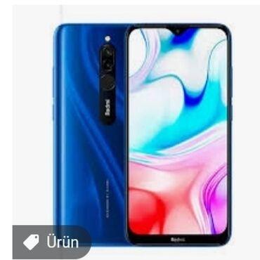 husky qiymeti - Azərbaycan: İşlənmiş Xiaomi Redmi 8 64 GB göy