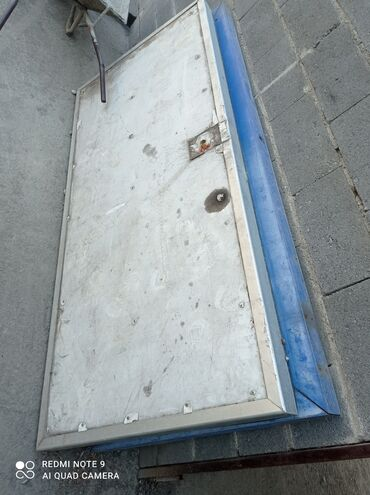 Услуги - Сузак: Сендвич панели и двери для морозильной камеры