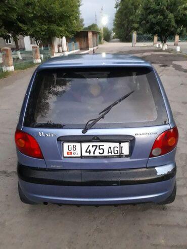 Daewoo Matiz 0.8 л. 2006