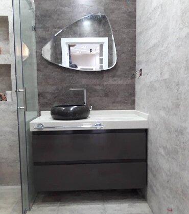 Xırdalan şəhərində Moydadir hazirlanir pvc plastikle duş kabin ara kesme sifarişi qebul
