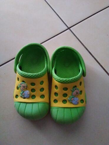 Ostala dečija odeća | Smederevo: Lepo ocuvane decije papuce br 23/25 ug mereno 14 cm. Pogledajte i