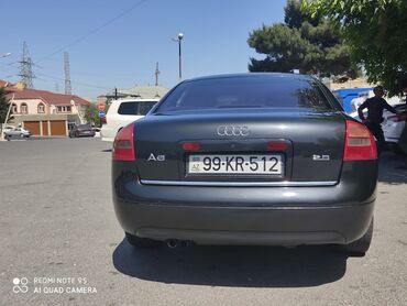 audi-a6-2-6-mt - Azərbaycan: Audi A6 2.4 l. 1999 | 252000 km