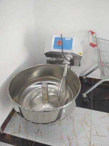 счетная машинка magner 75 в Кыргызстан: Тестомес 75 кг (45кг мука+30 л вода) производство турция, гарантия 1