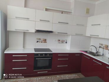 Продажа квартир - Дизайнерский ремонт - Бишкек: Элитка, 3 комнаты, 107 кв. м Теплый пол, Бронированные двери, Дизайнерский ремонт