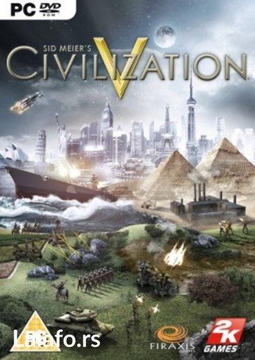 Civilisation v (5) - Boljevac