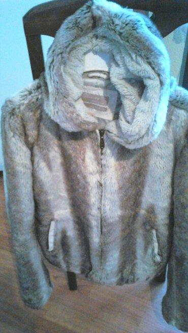 Ženska bundica- jakna xl veličina,nova je. Nije nosena. Kao bundica je - Pirot