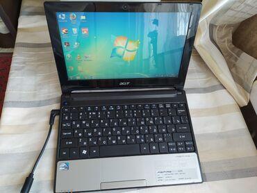 размер компакт диска в Кыргызстан: Нетбук для Zoom - Acer Aspire One D255Состояние идеальное. Размер - 10