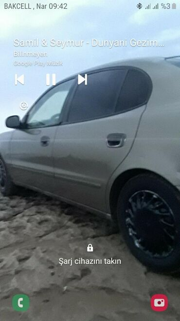 Daewoo Leganza 2.2 l. 2000 | 28000 km