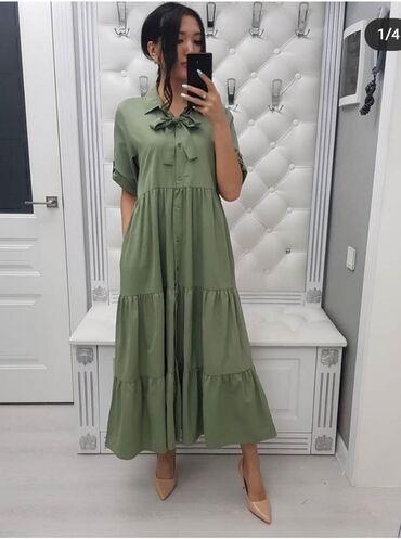 Продается платье новое размер L для беременным и кормящим самый раз