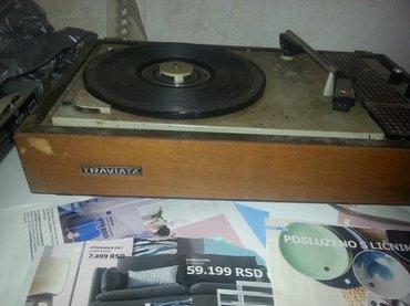 Stari gramofon - Smederevo