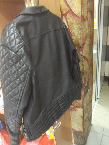 Muske kozne jakne - Srbija: Kozna motorka ocuvana u odlicnom stanju. slanje proizvoda odmah nakon