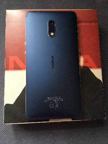 телефоны флай 301 в Азербайджан: Nokia 6Телефон в идеальном состоянии, не отличается от нового - всегда