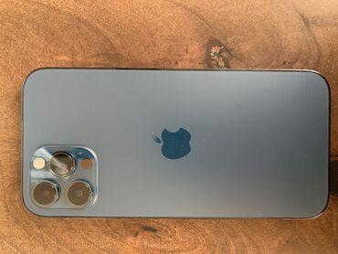IPhone 12 Pro Max | 256 GB | Göy | Yeni | Zəmanət