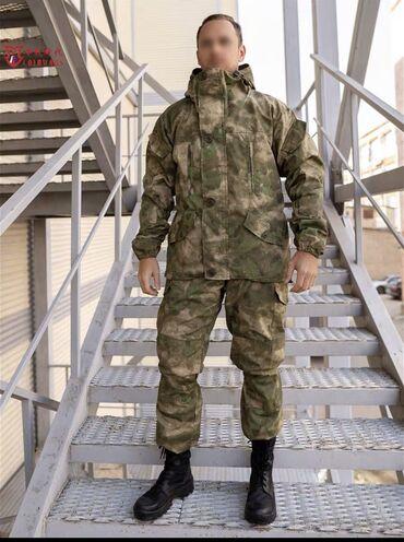мужская одежда panmir в Кыргызстан: Бушлат,кийим,солдатКышкы,жайкы Горкалар сатылат цветтери бар!Доставка