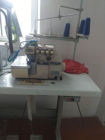 Швейные машины в Кыргызстан: Продаю сурочно шевейний машинка 4 пиромой устурочка по 7000сом и