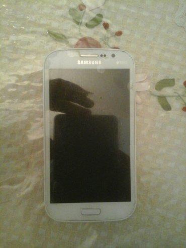 Sumqayıt şəhərində Samsung grand neo plus. Prablemi yoxdu ustada olmuyub alinan gunnen ek