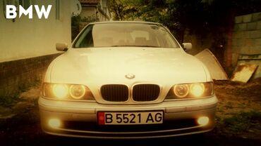 бмв 520 в Кыргызстан: BMW 520 2.2 л. 2001 | 5521 км