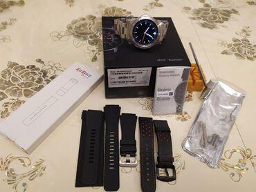 часы кашарель женские в Азербайджан: Серебристые Мужские Наручные часы Samsung