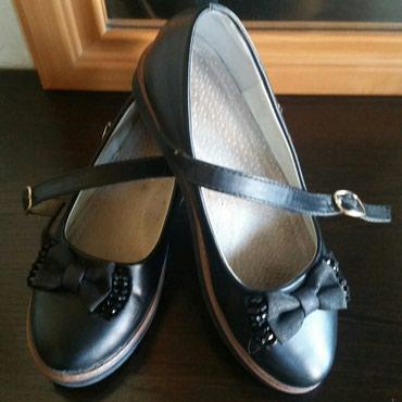 Продаются туфли на девочку,  33 размер, состояние хорошее. в Бишкек