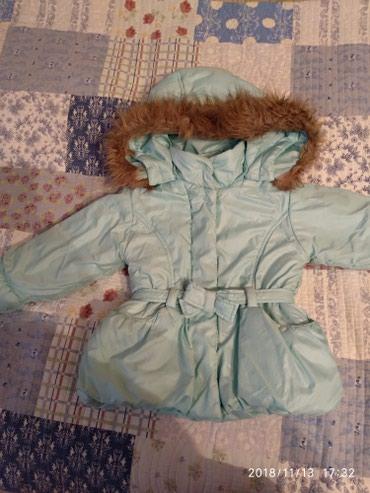Зимняя куртка Wojcik, очень теплая и в то в Бишкек