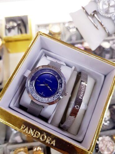 Наборы Пандора по 1900с браслетом и с коробкой