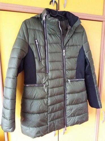 Zimska jakna..vel.40..nosena ali ocuvana.. - Cacak