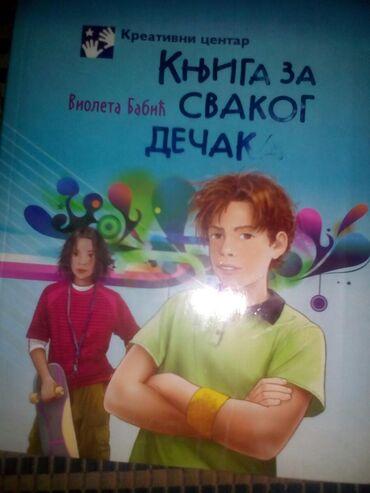 Knjige, časopisi, CD i DVD | Sopot: Knjiga za decake