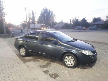 Транспорт - Беловодское: Nissan Primera 1.8 л. 2002   255000 км