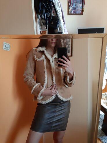 Jakna koza - Srbija: Postavljena jaknica