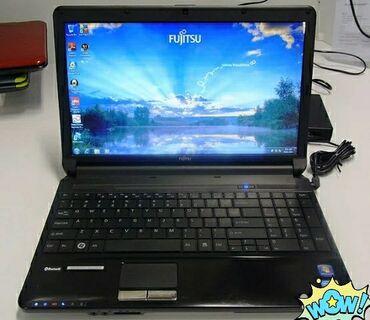 Acer - Кыргызстан: Мощный 4 ядерный Core i3 Ноутбук Fujitsu оригинал,в отличном