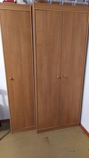 полки для одежды в Кыргызстан: Продается стенка/гарнитур в спальню. А это:1. Узкий длинный шкаф для