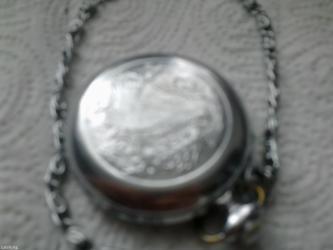часы карманные в Кыргызстан: Серебреные часы