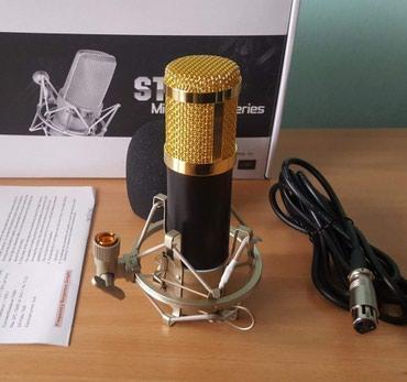 Studijski Mikrofon BM800 - Nis