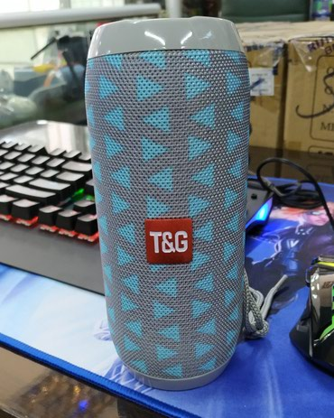 Блютуз колонка. USB, микро флэшка,  в Бишкек