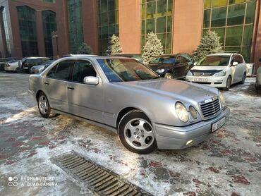 задние фары мерседес w210 в Кыргызстан: Mercedes-Benz E-Class 4.3 л. 1998