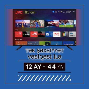 Televizor JVC (LT-32N3105) 🔺 Ekran ölçüsü - 81 sm 🔺 Ekran keyfiyyəti -