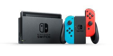 Nintendo Switch - Кыргызстан: Куплю прошитую nintendo switch