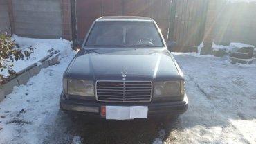 мерс 124 кузов под ешка 1989 год мотор 2. 6 коробка 5 ступка т.0705420 в Бишкек