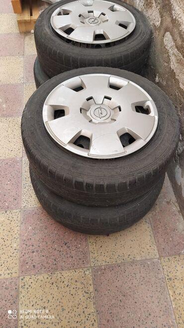 audi 80 16 gle - Azərbaycan: 215/55/R16 dəmir disklər Opel ve meredes diskləri. Əlavə 4 ədəd
