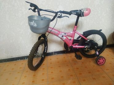 Спорт и хобби - Аламедин (ГЭС-2): Продается велосипед детский