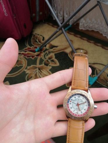 Мужские Бежевые Классические Наручные часы AM:PM в Бишкек - фото 2
