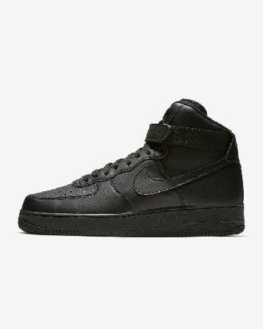 Nike Air Force 1 High black!Размеры 40-45 Доставка по городу