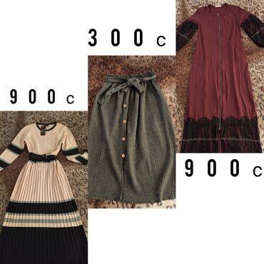 Платья - Кыргызстан: Продаю новые вещи, размер стандарт