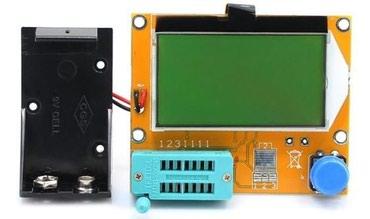 Lcr-t4 lcd esr scr meter transistor, resistor, thyristor, capacitor, в Bakı